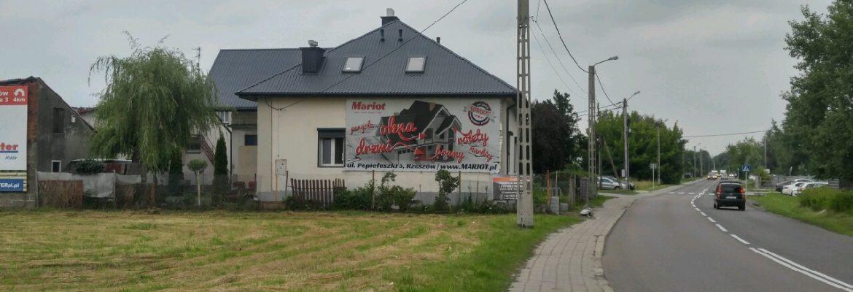 Billboard ul. Kwiatkowskiego, Rzeszów