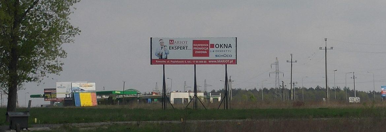 Billboard Stobierna